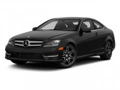Used 2013 Mercedes-Benz C-Class 2dr Cpe C 350 4MATIC