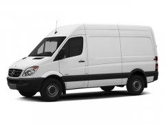 Used 2013 Mercedes-Benz Sprinter Cargo Vans 2500 170 EXT EXT