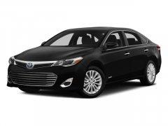 Used 2013 Toyota Avalon Hybrid 4dr Sdn XLE Premium