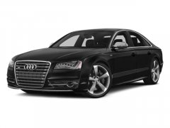 Used 2014 Audi S8 4dr Sdn