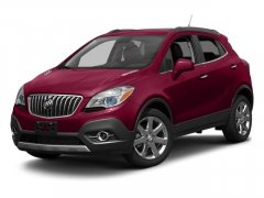 Used 2014 Buick Encore FWD 4dr Leather