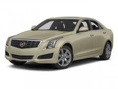 Used 2014 Cadillac ATS 4dr Sdn 3.6L Luxury RWD