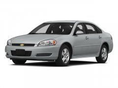 Used 2014 Chevrolet Impala Limited 4dr Sdn LS Fleet