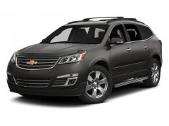 Used 2014 Chevrolet Traverse AWD 4dr LTZ