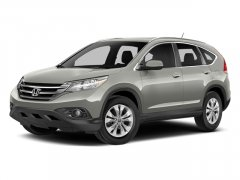 Used 2014 Honda CR-V EX-L