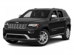 2014 Jeep Grand Cherokee 4WD 4dr Summit