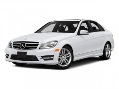 Used 2014 Mercedes-Benz C-Class