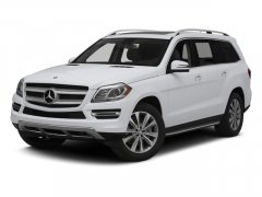 Used 2014 Mercedes-Benz GL 4MATIC 4dr GL 450