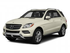 Used 2014 Mercedes-Benz M-Class 4MATIC 4dr ML 350
