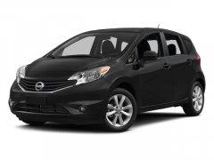 New 2014 Nissan Versa Note 5dr HB CVT 1.6 S Plus