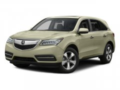 Used 2015 Acura MDX FWD 4dr