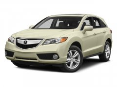 Used 2015 Acura RDX AWD 4dr Tech Pkg