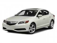 Used 2015 Acura ILX 4dr Sdn 2.0L