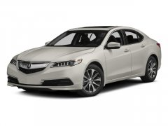 Used 2015 Acura TLX 4dr Sdn FWD Tech