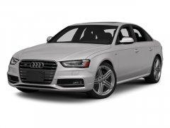 Used 2015 Audi S4 4dr Sdn S Tronic Prestige