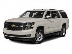 Used 2015 Chevrolet Suburban 4WD 4dr LT