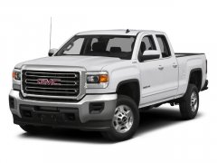 2015 GMC Sierra 2500HD 4WD Double Cab 144.2 SLT