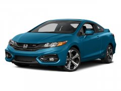 Used 2015 Honda Civic Coupe 2dr Man Si