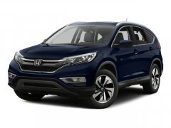 Used 2015 Honda CR-V AWD 5dr Touring