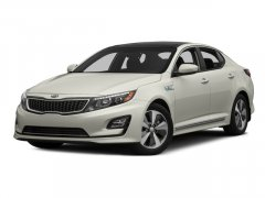 Used 2015 Kia Optima Hybrid 4dr Sdn