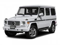 Used 2015 Mercedes-Benz G-Class 4MATIC 4dr G 550
