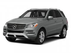 Used 2015 Mercedes-Benz M-Class 4MATIC 4dr ML 250 BlueTEC
