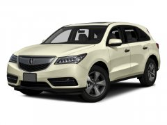 Used 2016 Acura MDX 4DR SH-AWD