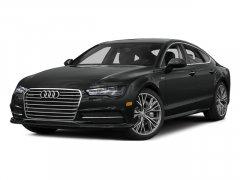 New 2016 Audi A7 4dr HB quattro 3.0 TDI Premium Plus
