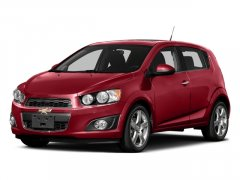 Used 2016 Chevrolet Sonic 5dr HB Auto LT