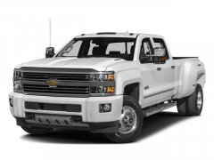Used 2016 Chevrolet Silverado 3500HD 4WD Crew Cab 167.7 High Country