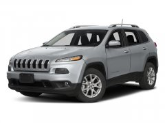 Used 2016 Jeep Cherokee 4WD 4dr Altitude
