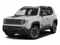 Used 2016 Jeep Renegade 4WD 4dr Trailhawk