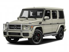 New 2016 Mercedes-Benz 4MATIC 4dr AMG G63