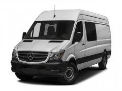 New 2016 Mercedes-Benz Sprinter Van
