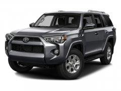 New 2016 Toyota 4Runner 4WD 4dr V6 SR5