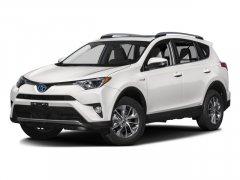 Used 2016 Toyota RAV4 Hybrid AWD 4dr Limited