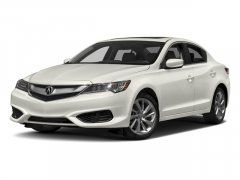 Used 2017 Acura ILX 4DR SDN