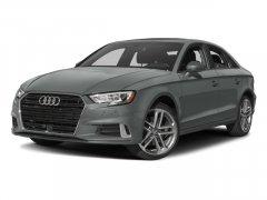 New 2017 Audi A3 Sedan 2.0 TFSI Premium FWD