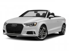 New 2017 Audi A3 Cabriolet 2.0 TFSI Premium FWD