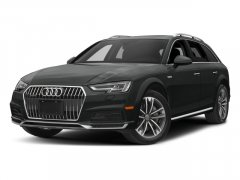 New 2017 Audi allroad 2.0 TFSI Premium Plus
