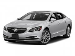 Used 2017 Buick LaCrosse 4dr Sdn Essence FWD