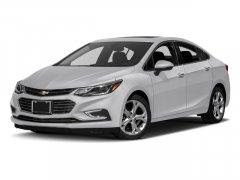 Used 2017 Chevrolet Cruze 4dr Sdn 1.4L Premier w-1SF