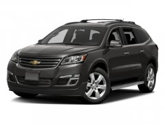 Used 2017 Chevrolet Traverse AWD 4dr LT w-1LT