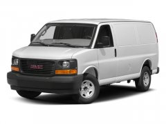 Used 2017 GMC Savana Cargo Van RWD 2500 135