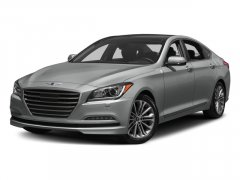 New 2017 Genesis G80 3.8L AWD