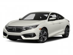 New 2017 Honda Civic Coupe EX-T CVT