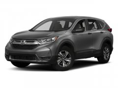 Used 2017 Honda CR-V LX AWD