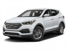 Used 2017 Hyundai Santa Fe Sport 2.4L Automatic AWD