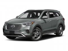 2017 Hyundai Santa Fe Limited Ultimate 3.3L Auto AWD