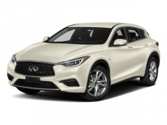 New 2017 Infiniti QX30 Luxury AWD
